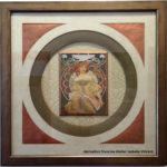 Alphons Mucha - Affiche F. Champenois