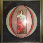 Alphons Mucha - les pierres précieuses le rubis